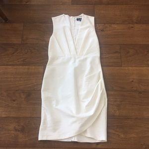 Lulus white summer dress